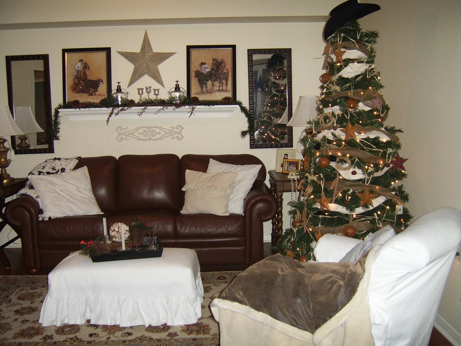western christmas decorating ideas ideas christmas