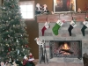 fireplace-christmas-tree
