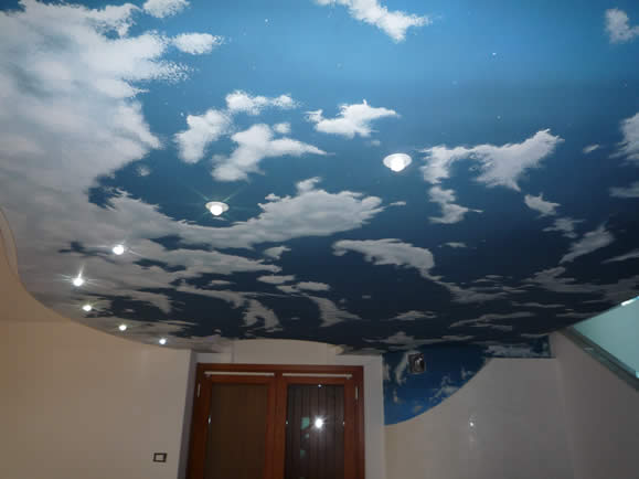 sky for ceilings pictures