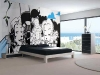 cartoons-graffiti-bedroom