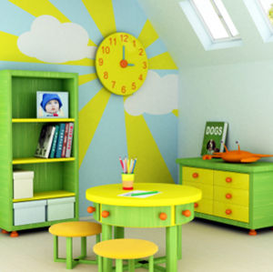 Loft Playroom