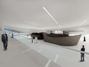 Reception Area Building Design