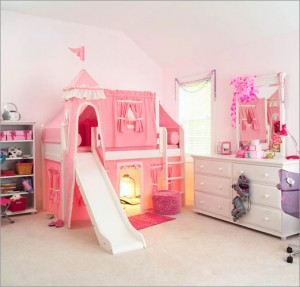 Design Ideas Loft Playroom