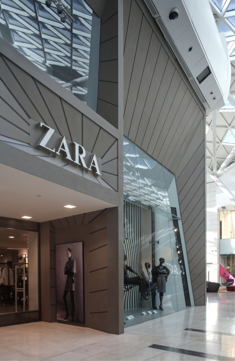 Zara Commercial Architecture