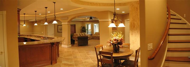 Luxury Basement Ideas | 800 x 284 · 30 kB · jpeg & Basement Remodeling Ideas: Basement Company