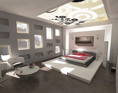 bedroom modern interior design ideas General Architec
