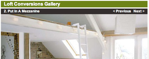 Loft Conversion on Channel4.com