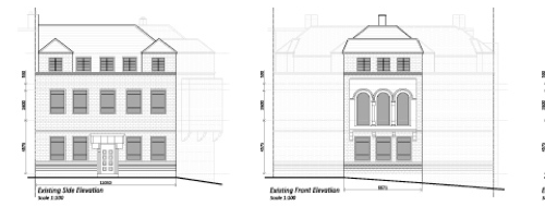 how to apply for planning permission to build a house