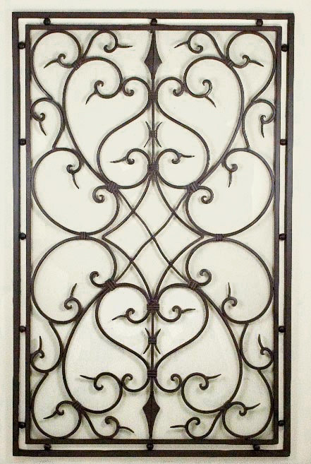 Wrought Iron Wall Decor for Your Home Home Interior
