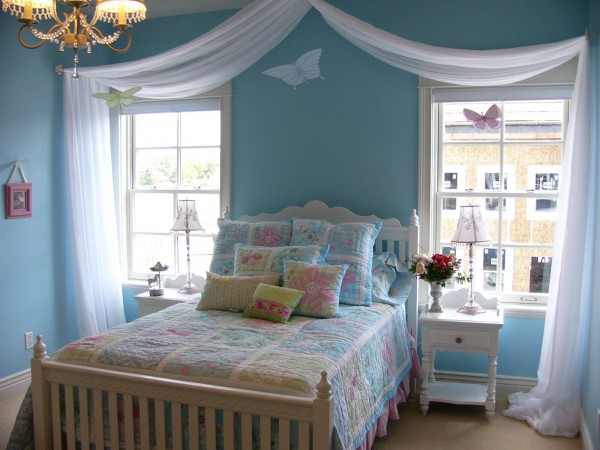 Aquamarine Children's Bedroom
