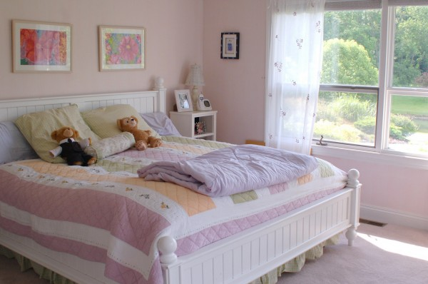 Lavender Children's Bedroom