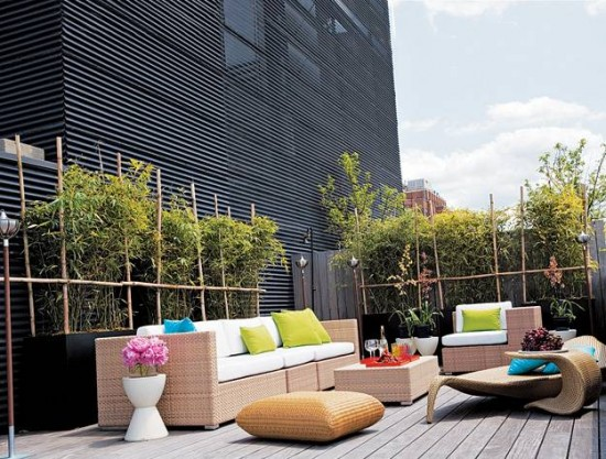 Terrace Design Ideas