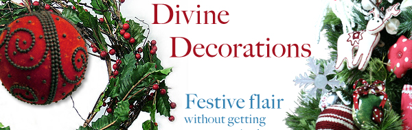 christmas wrapped up - Christmas Decorations Online