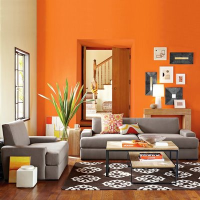 Paintingliving Room on Creative And Colorful Living Room Designs   Home Interior Design  Core