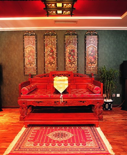 chinese home decorations dream house experience. Black Bedroom Furniture Sets. Home Design Ideas