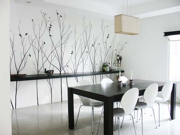 inspiration to help you choose the perfect wallpaper home interior