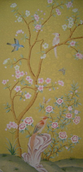 Image gallery oriental design wallpaper uk for Oriental style wallpaper uk