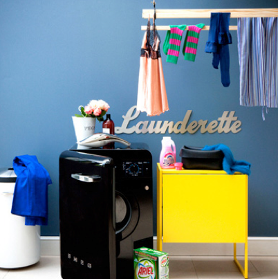 Blue Launderette