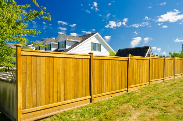 the benefits of proper garden fencing gardens landscaping core