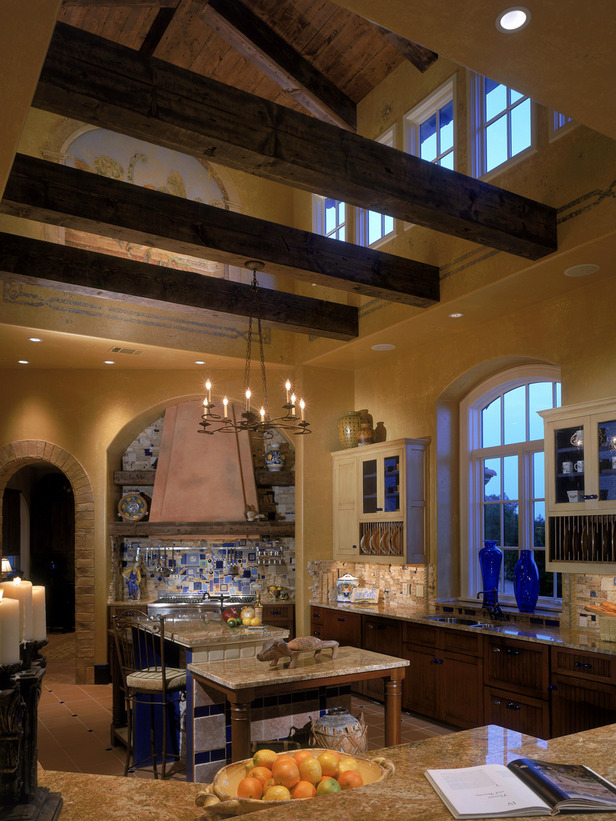 Tuscan Architecture Home Planning Inspiration Core Architect