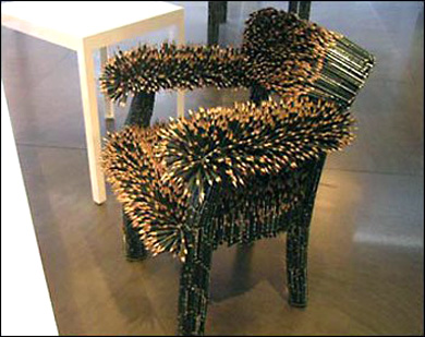 pencil-chair